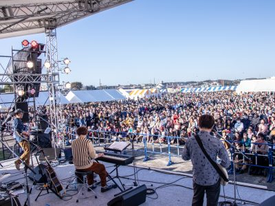 キンモクセイ 10年ぶり復活ライブ「5人集まることにしました!」