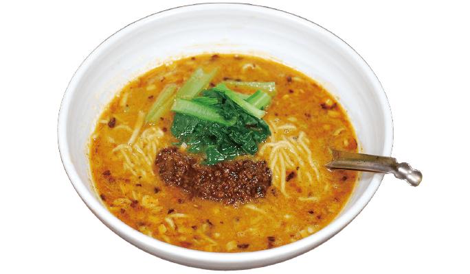 chinese kitchen 8×4 街中華のピリ辛ごま担々麺